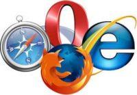 Internet Explorer, Mozilla Firefox, Safari, Google Chrome, Opera, установить браузер