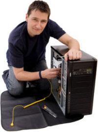 сборка системного блока и компьютера на заказ