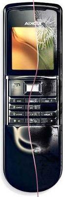 Восстановление телефона после падения